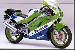 Kawasaki ZXR250R 90