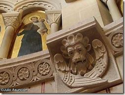 Evangelista San Marcos y santo jesuita - Basílica de Javier