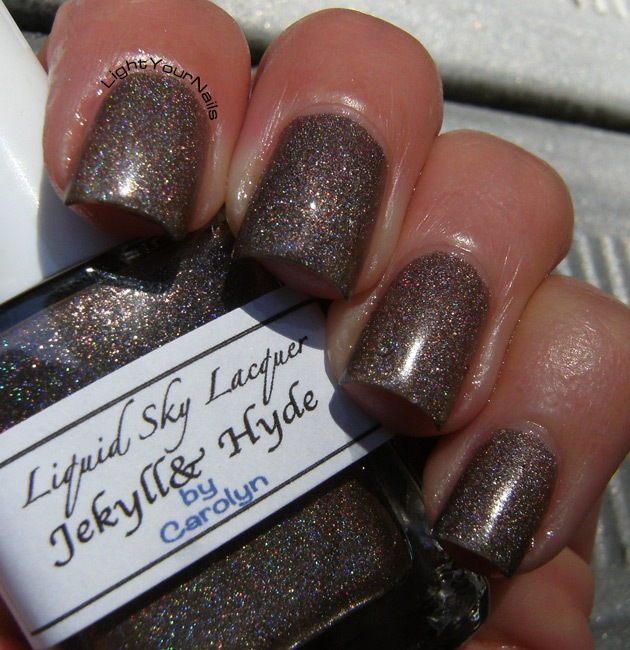 Liquid Sky Lacquer Jekyll & Hyde