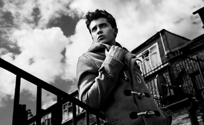 William Eustace for Pull & Bear F/W 2011-12 campaign