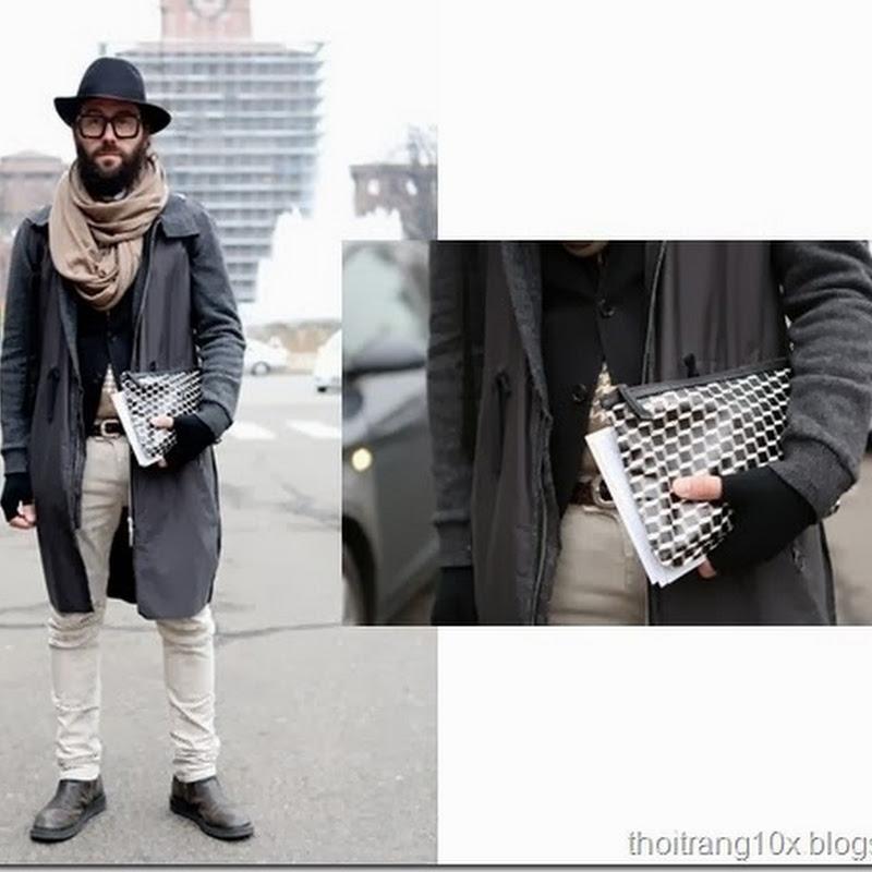 Phái mạnh đang yêu thích mẫu túi nào?