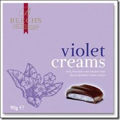 Violet Creams 90g