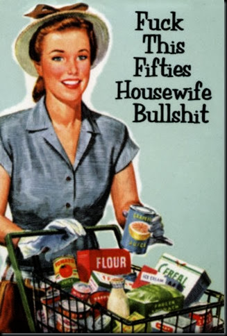 Fifties-Housewife