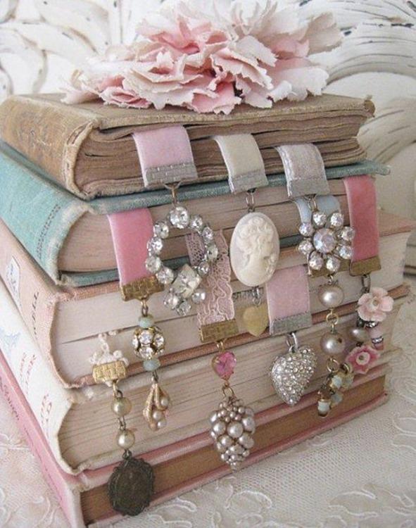 Vintage-Bookmarks