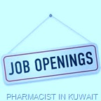 PHARMACIST VACANCY IN KUWAIT