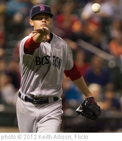 'Clay Buchholz' photo (c) 2012, Keith Allison - license: http://creativecommons.org/licenses/by-sa/2.0/
