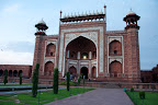 Porte principale Darwaza