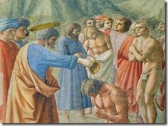 baptism of neophytes