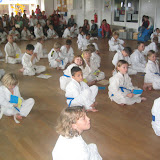 Jeugd en junior karate examen juli 2007