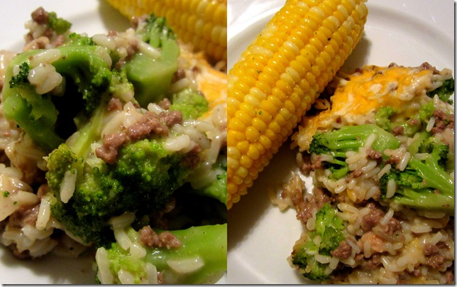 beef broc supreme