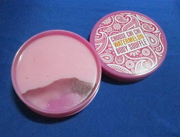 choose chi chi watermelon body souffle, bitsandtreats