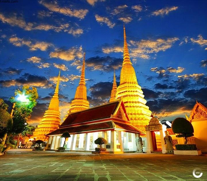 Du lịch Phật giáo - Người Áo Lam