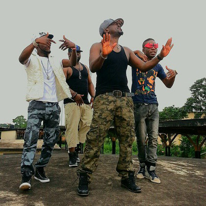 (SNM VIDEO) MR RAW ft BOSALINE, SLOW DOGG & HYPE MC_OFE DI OKU