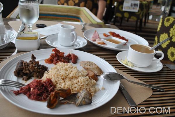 Acacia Hotel Manila Breakfast Buffet 41