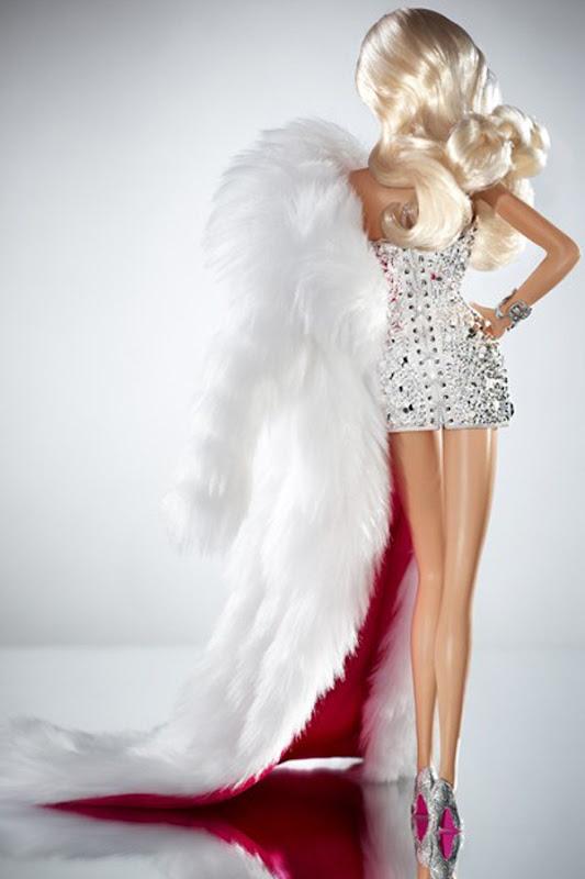 The Blonds Blond Diamond Barbie-Costas