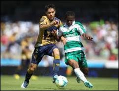 Santos Laguna vs Pumas UNAM