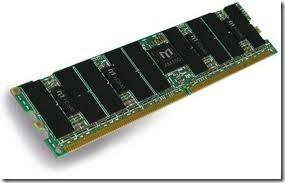 Capacity of RAM