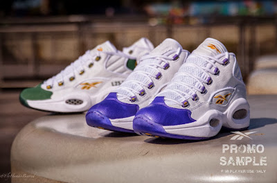 news reebok question packer shoes for player use only pack 01 Reebok Question LeBron & Kobe For Player Use Only Pack