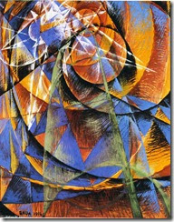 Giacomo-Balla-Planet-Mercury-passing-in-front-of-the-Sun