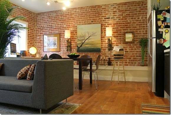exposed-brick-walls-in-the-living-room