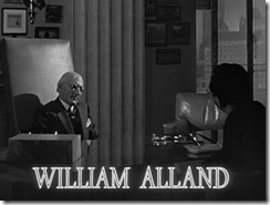 Citizen Kane William Alland