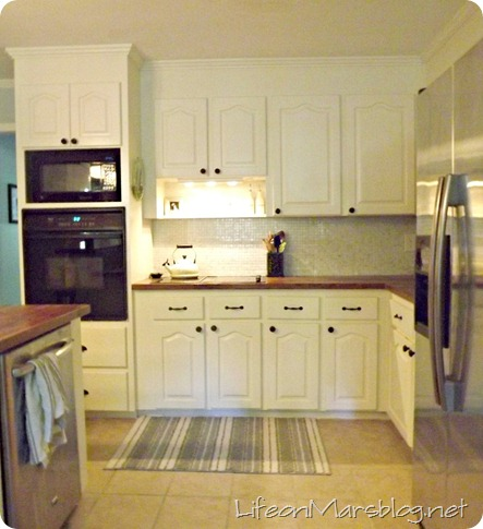 Life on Mars: Kitchen Makeover with Ikea Butcher Block Countertops