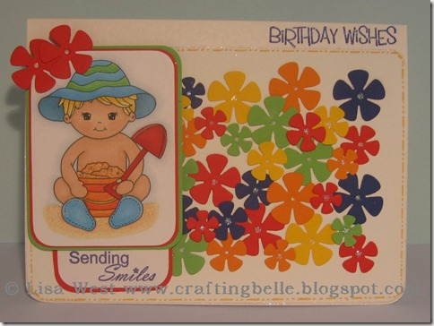 Beach Boy Happy Birthday Card (2)