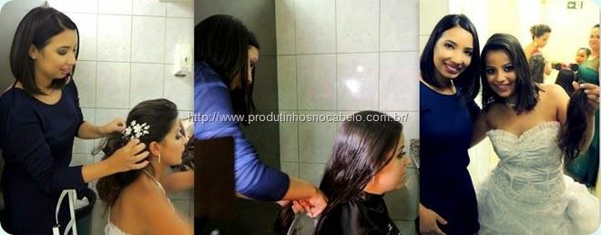 De cabelo longo para cabelo curto