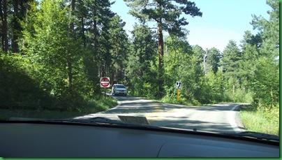Driving the Custer Loop 053