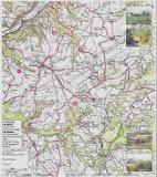 La carte de la mairie