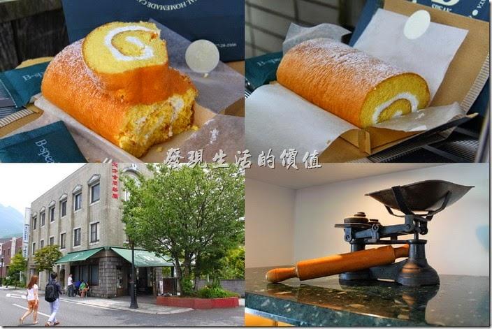 走在日本【由布院】的街道上,只要稍為留心可以看見到處都有在賣【瑞士捲】蛋糕,好像這「瑞士捲」是這裡的特產一般,其實也沒有錯,不過只有這間位於「由布院」火車站與「金鱗湖」中間的『B-SPEAK 』才會出現遊客排隊買瑞士捲的盛況,看來這『B-Speak 』正是這瑞士捲在由布院熱賣的主要推手。