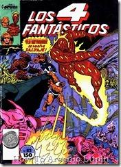 P00083 - Los 4 Fantásticos v1 #82