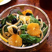 Sicilian Fennel Salad