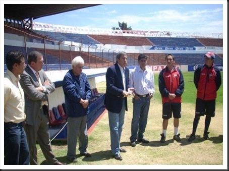 Jose Garcia y Fernando San Román 2010