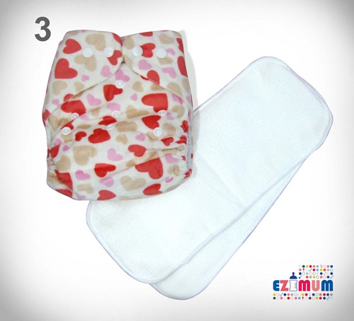 Cloth Diaper 3