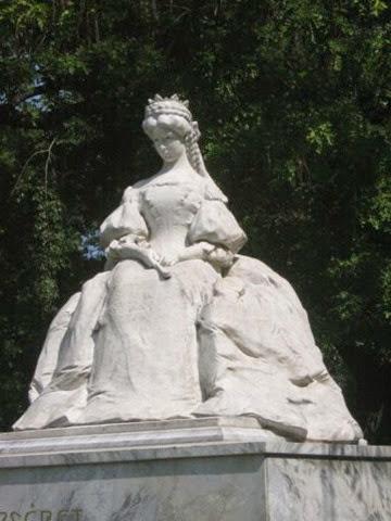 Monumento de Isabel de Baviera (Sisi)