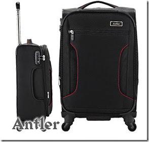 Antler Cyberlite 4 Wheel Cabin Case