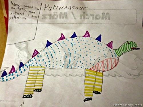 Patternasaur