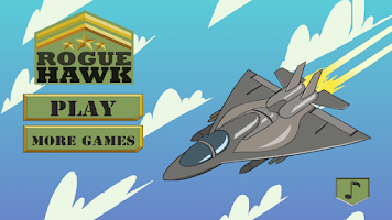 Screenshot of Airplane War Games