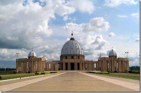 Basilika Yamoussoukro