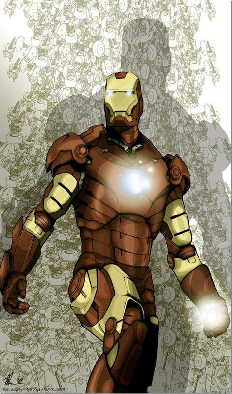 Iron man ,Anthony Edward ,Tony Stark (51)