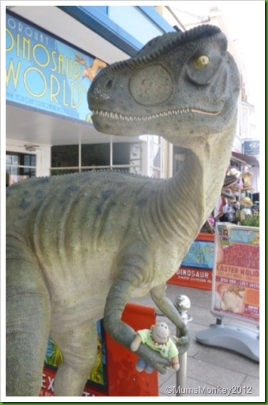Dinosaur World Torquay