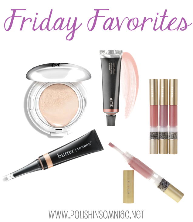 Friday Favorites Lips Cheeks
