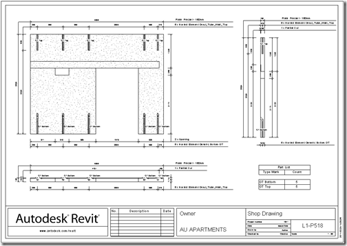 Autodesk_Revit_workshop_Smart Assemblies_Sheet template