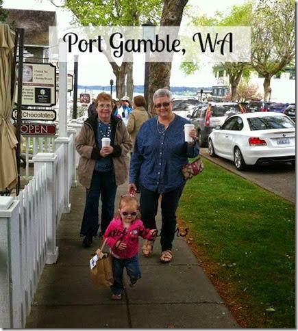 Many Waters Port Gamble, WA