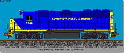 LK&R GP-40