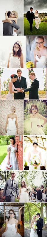 Semplicemente Perfetto Wedding Occhiali