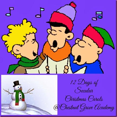 christmas carols collage2