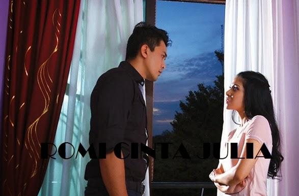 drama romi cinta julia tv3