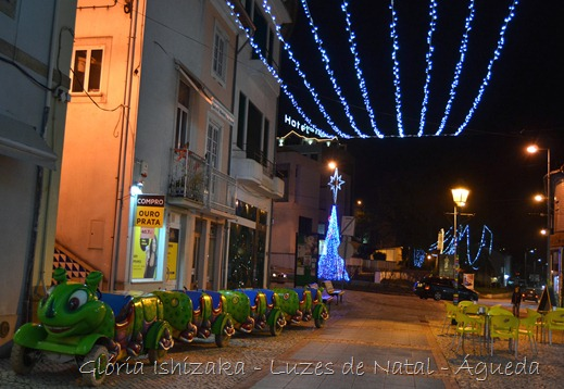 Glória Ishizaka - Luzes de  Natal - Águeda 7